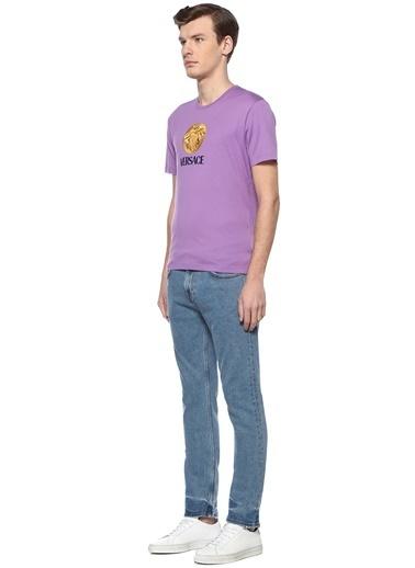 Versace Tişört Mor